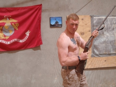 Brandon%20Raub Former Marine Indefinitely Detained In Psychiatric Ward Over 9/11 Facebook Posts