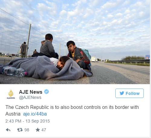 Czech borders closed The Dollar Vigilante Jeff Berwick Shemitah