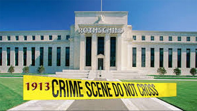 Rothschild Federal Reserve End The Fed Dollar Vigilante