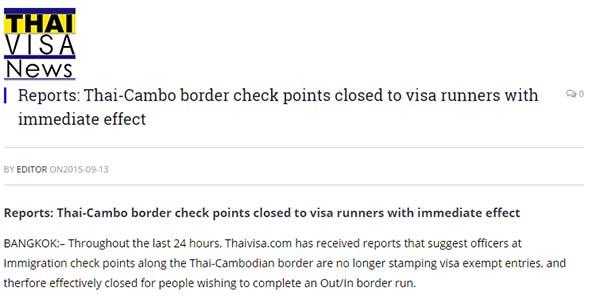 Thailand Cambodia Border Closed The Dollar Vigilante Shemitah