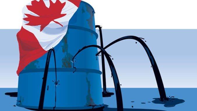 Canadian Dollar Crash - The Dollar Vigilante