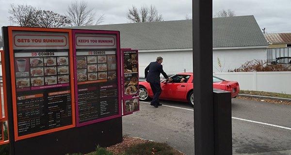 Jeb Bush - Dunkin Donuts New Hampshire - The Dollar Vigilante