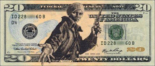 Harriet Tubman The Dollar Vigilante