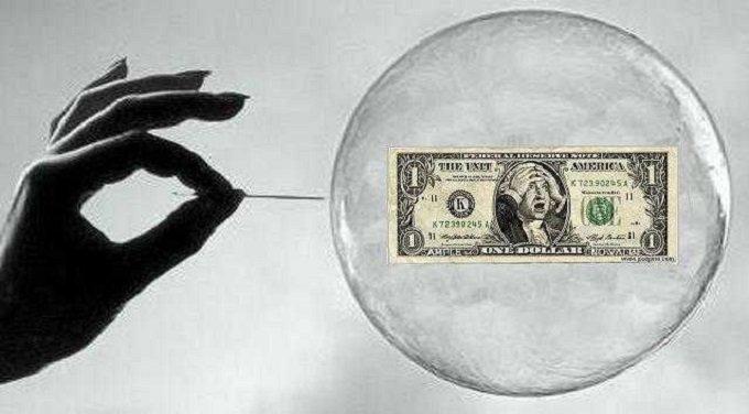 Dollar Bubble: The Three Reasons The US Dollar Will Soon Crash - The Dollar Vigilante