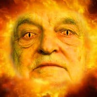 George Soros Was Once a Dollar Vigilante, Now a Ring Wraith Buying Gold - The Dollar Vigilante