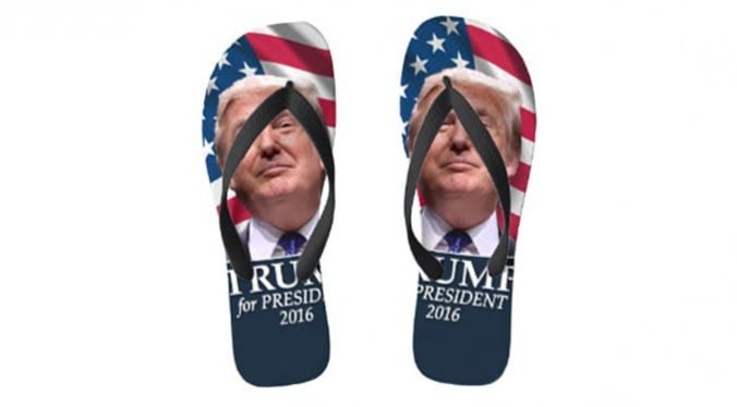 Image result for TRump Flip flop