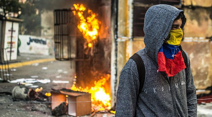 Venezuela Descends Into Chaos… Europe and US Next thumbnail