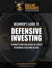 Beginner's Guide To Defensive Investing cover - small