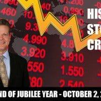 Bo Polny Predicts Historic Crash by Jubilee End-Day October 2