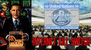 Could The Internet Be Set To Be Shut Down On The Eve of Jubilee October 1 - The Dollar Vigilante
