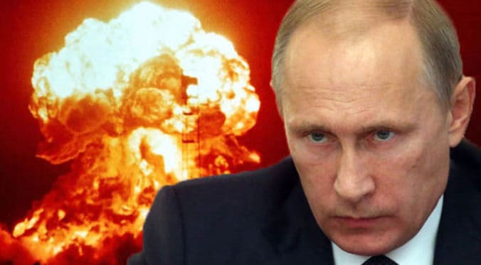 Putin Prepares for Nuclear War Just Week After Germany Prepares for Attack - The Dollar Vigilante