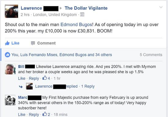 Testimonials 16 - The Dollar Vigilante