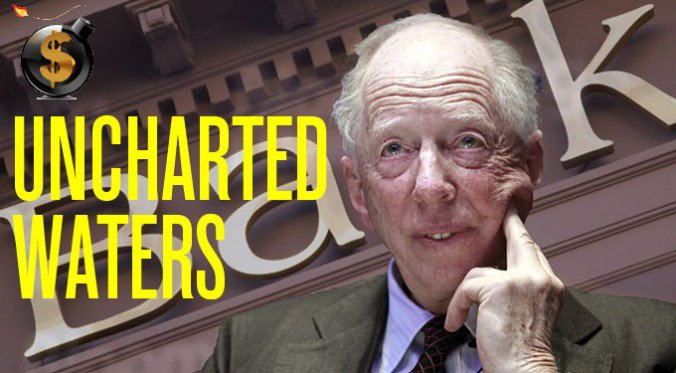 Trillionaire Jacob Rothschild Says His Own Central Banking System Is Out of Control and Buys Gold - The Dollar Vigilante