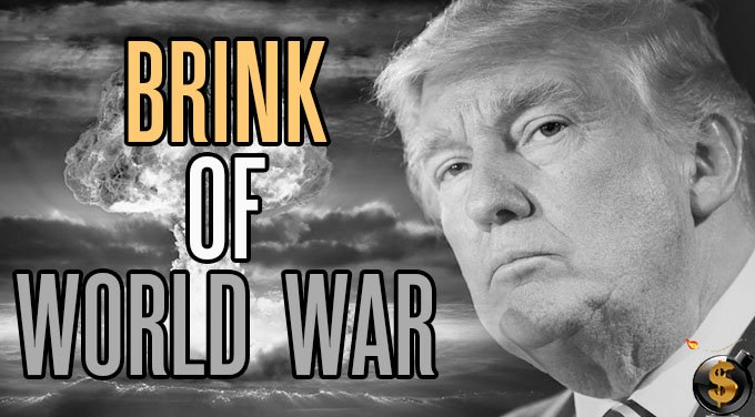 Trump Backs ISIS As He Pushes US Onto Brink of World War III With Russia