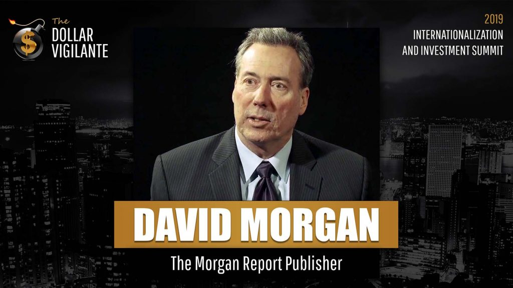 David Morgan 1700