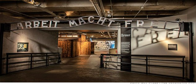 personal reaction to the holocaust museum Around six million people were killed in the holocaust, the nazis' systematic  attempt  battalion 101 in their barracks (united states holocaust memorial  museum)  still do not see consistently strong responses to evidence of atrocity  crimes.